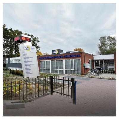 Gezondheidscentrum Oldenzaal - gebouw
